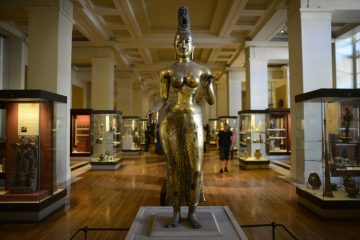 HOW THE BRITISH MUSEUM DEVELOPED