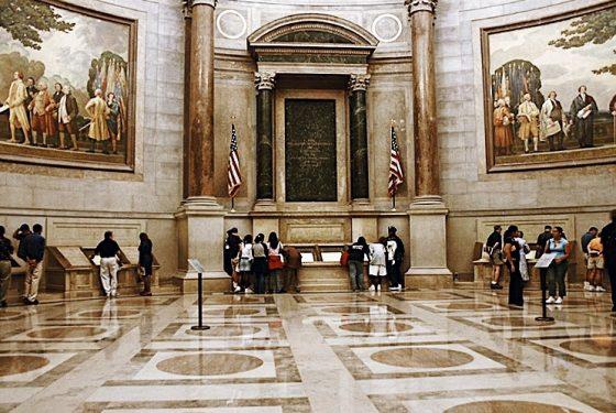 Washington-DC-National-Archives