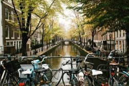 Walking Tour of Amsterdam